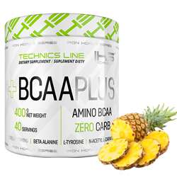Bcaa plus Iron Horse ananas