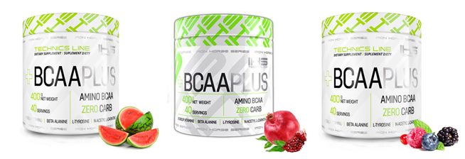 BCAA plus Iron Horse