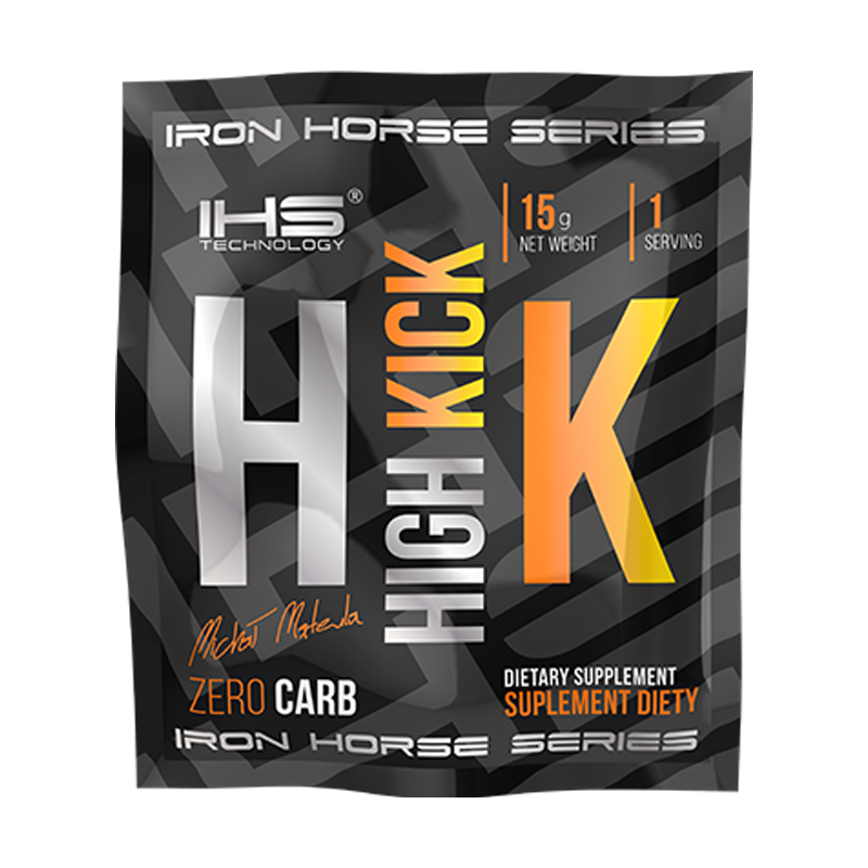 Nakopávač HIGH KICK 15g - tester