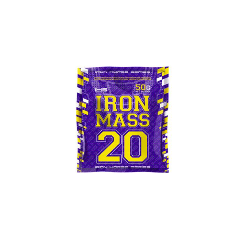 Gainer IRON MASS 50g - tester