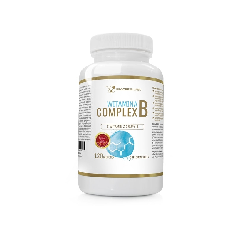 Vitamin B Komplex (120 tablet)