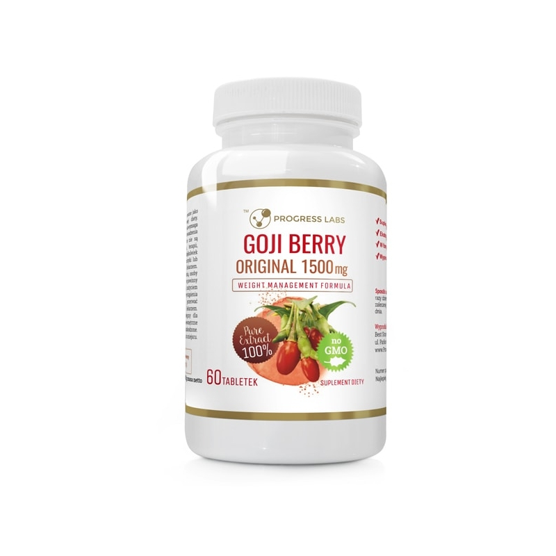Goji Berry Premium Plus (60 tablet)