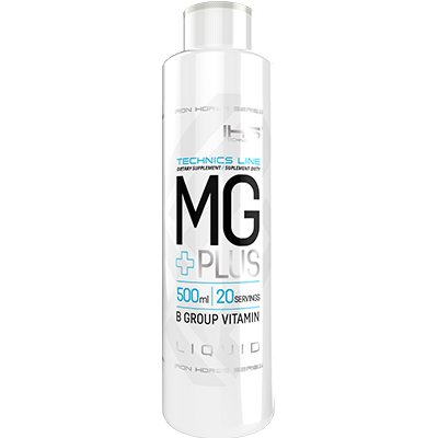 Magnesium MG PLUS 500ml (tropic)
